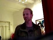 Amateur Guy Visits Blonde Lactating Hooker