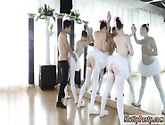 Real Group Orgy First Time Ballerinas