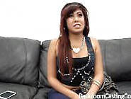 Awesome Latina Teen Painal On Casting Couch