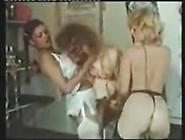 Hirsute Lovers 3 Chloe Vevrier & Effie Balconi Part1