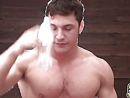 Brandon,  Guy With Muscle-Toned Hunk Body