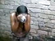Desi Outdoor Shower Mms Captured By Neighbor Peeping Tom