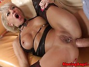 Anal Fucked Kinky Blonde Milf Loves Atm