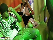 Slutty Party Girls Get Dirty In Some Hot Group Sex