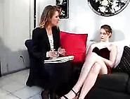 Lesbian Teen Seudeces Her Teacher