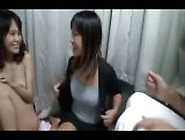 3 Mature Japanese Ladies Suck Fuck And Creamed (Uncensored)