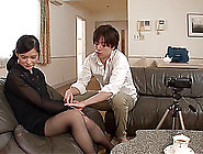 Amateur Asian Pornstar Gets Her Hairy Pussy Bonked Hardcore On T