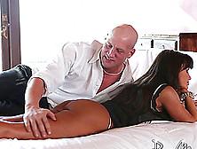 Passionately Fucking Big Breasted Milf Pornstar Lisa Ann