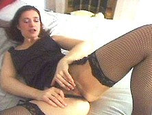 Gina Rome Had A Nice Hairy Fur Pie Fuck In Her Couchroom