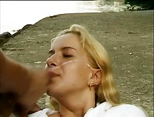 Best Homemade Clip With Facial,  Blonde Scenes