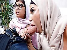 Hot Big Tit Muslims Work Big White Dick...