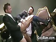 Tantalizing Mature Man Getting Fucked In The Ass