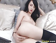 Goth Girl On Cam