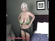 Claudia Marie Interracial Double Penetration