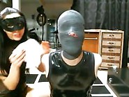 Mistress Plastic Bag Breathplay