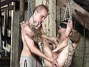 Crucified Teen Boys Bondage And Teen Gay Emo Bondage Sling S
