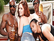Jodi Taylor & Wesley Pipes & Dsnoop In Gangland Super Gang Bang