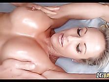 Brandi Love At The Pornstar Spa