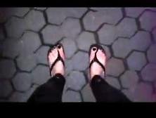 Platform Flip Flops