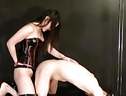 Asian Mistress Fucking Slave