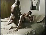 Husband Enjoys Watching His Wife Get Black Anal