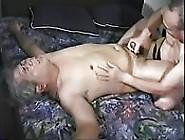 Fat Asian Man Enjoying A Great Handjob
