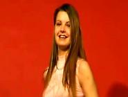 German Babe Loves To Dance Naked - Julia Reaves