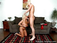 Claudia Marie Blond Milf Gets Fucked Good