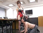 Sexy Asian Temptress Mako Loves Being Nailed With Hard Boners
