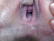 Upclose Pussy Gape