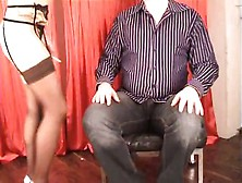 A Very Lovely Ass Gets Spanked Hard