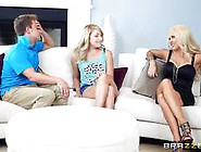 Helly Mae Hellfire Fucks Her Stepson With Vallerie White