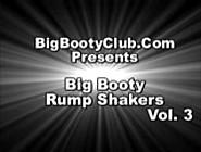 Big Anal Fuck Rump Shakers Vol.  3