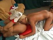 Mfx Dirty Sock Lesbian Ass Licking