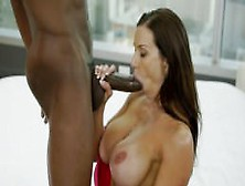 Kendra Lust Interracial Sex With Trainer