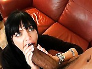 Smoking Hot Sadie West Sucks And Fucks A Monster Cock