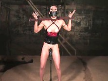 Erotic Wenona Has Hosed And Shaged Close By A Shafting Machine A
