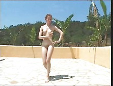Naked Patio Dance
