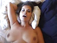Busty Mature Blonde Gets Her Pussy Fucked Roughly By Horny Guy