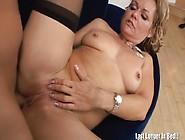 Kelly Leigh - Big Ass Milf Screwed In Her Ass