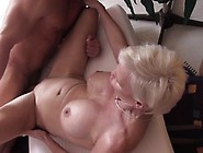 Reife Swinger - German Threesome With Mature Swingers