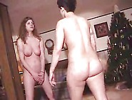 Cuntbusting Between Two Naked Women Wf