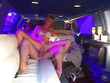 Danielle Rogers Gets Her Hot Pussy Pumped By Tom Byron