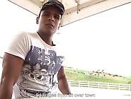 Carne Del Mercado - Hot Teen Latina Girl Gets Pleased In Pickup