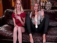 Squirting Pussy Of Lena Paul Licked By Cadence Lux