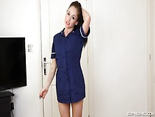 Kiki Devine Nurse Dance Strip