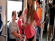 Mujer Luna Bella En El Metro De Monterrey Video Musical Original