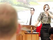 Pregadora Crente Safada Querendo Pica
