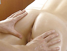 Asian Babe Came For An Erotic Massage But Got Fucked Hard