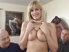 Floosie Darryl Hanah Sucks Dick And Gets Laid
